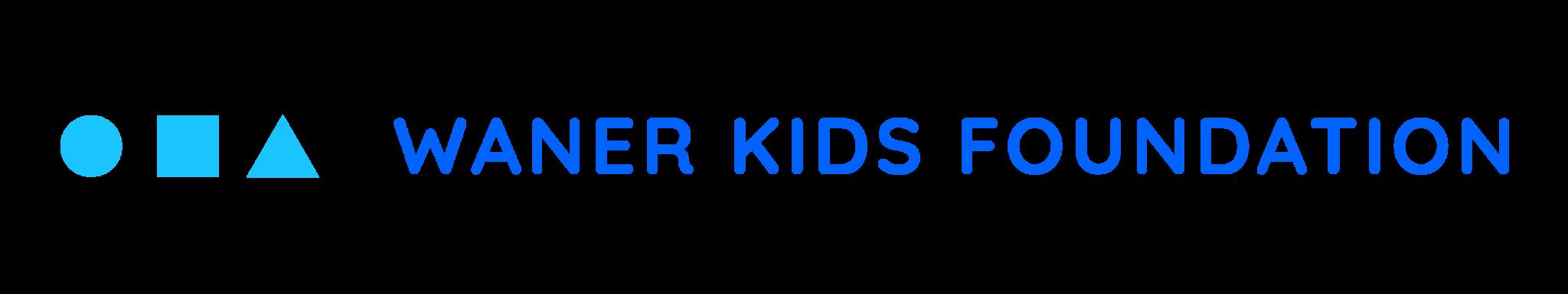 Waner_Kids_Foundation_WKF_Horizontal_Blue